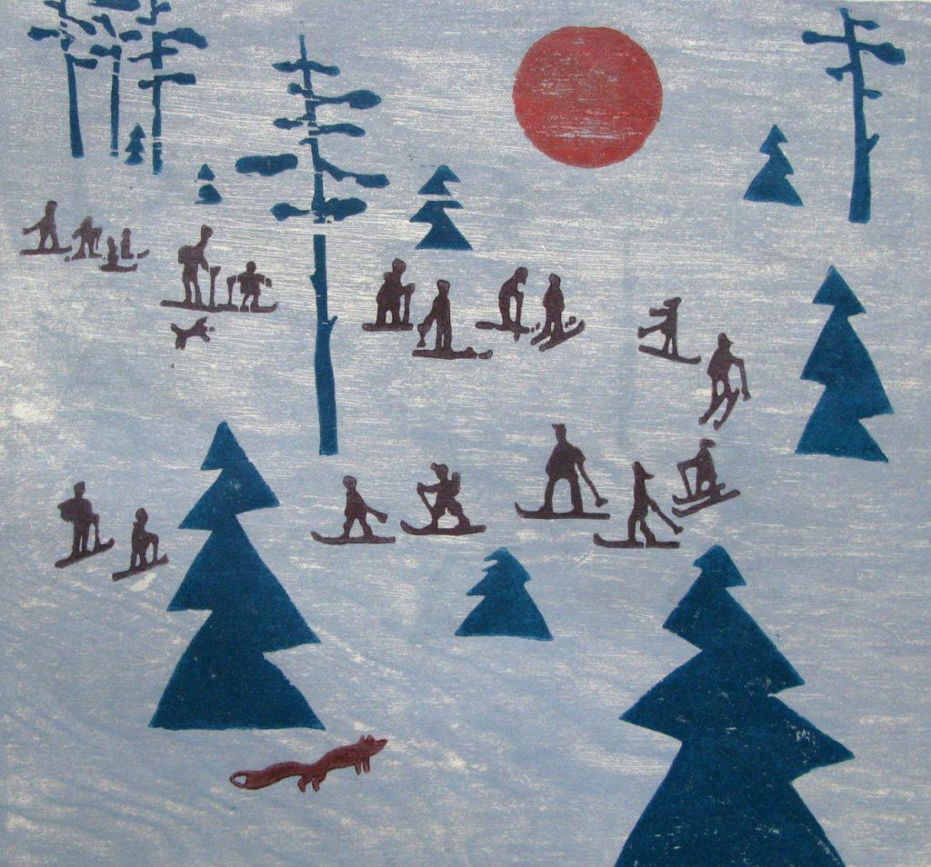 Skiturgåere
